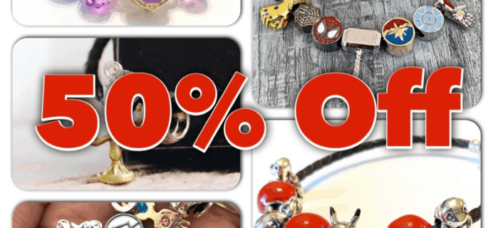 Charm With Me Club Black Friday 2019 Coupon: Get 50% Off On Shop Orders!