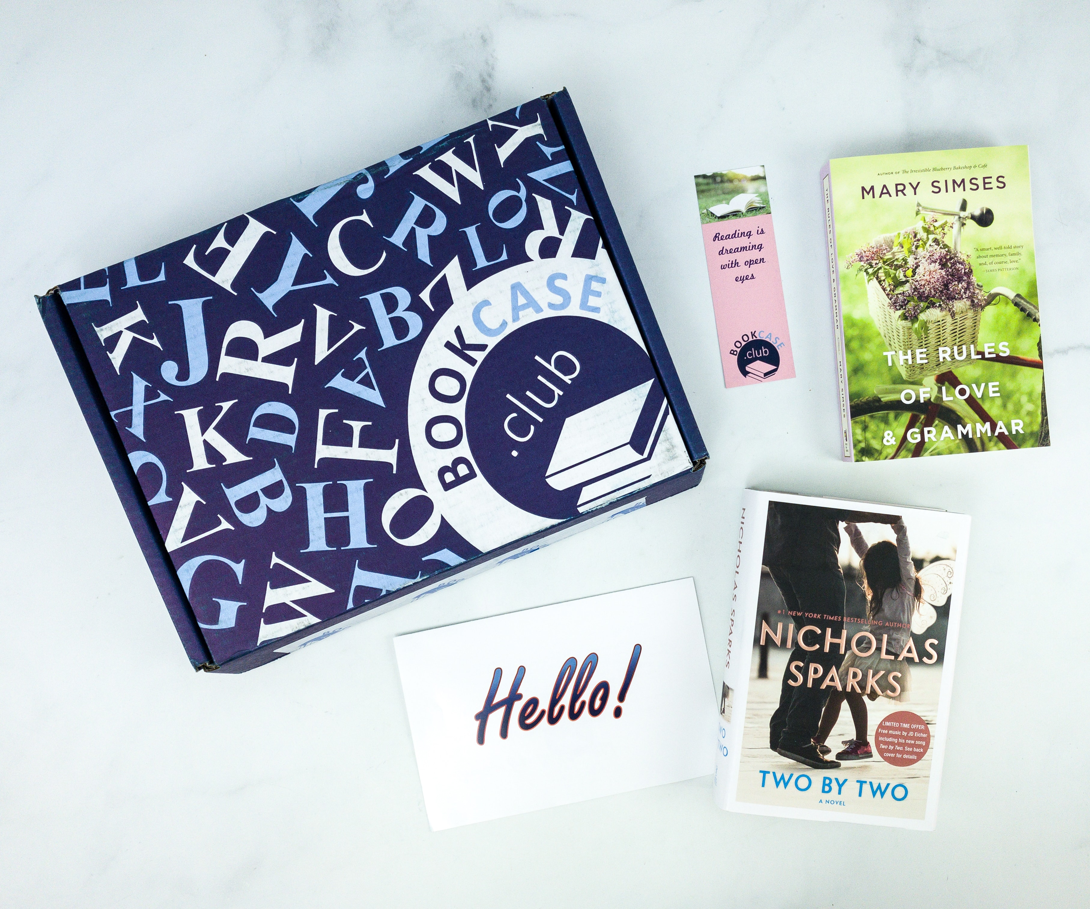 BookCase.Club November 2019 Subscription Box Review + 50% Off Coupon – Booking for Love Case