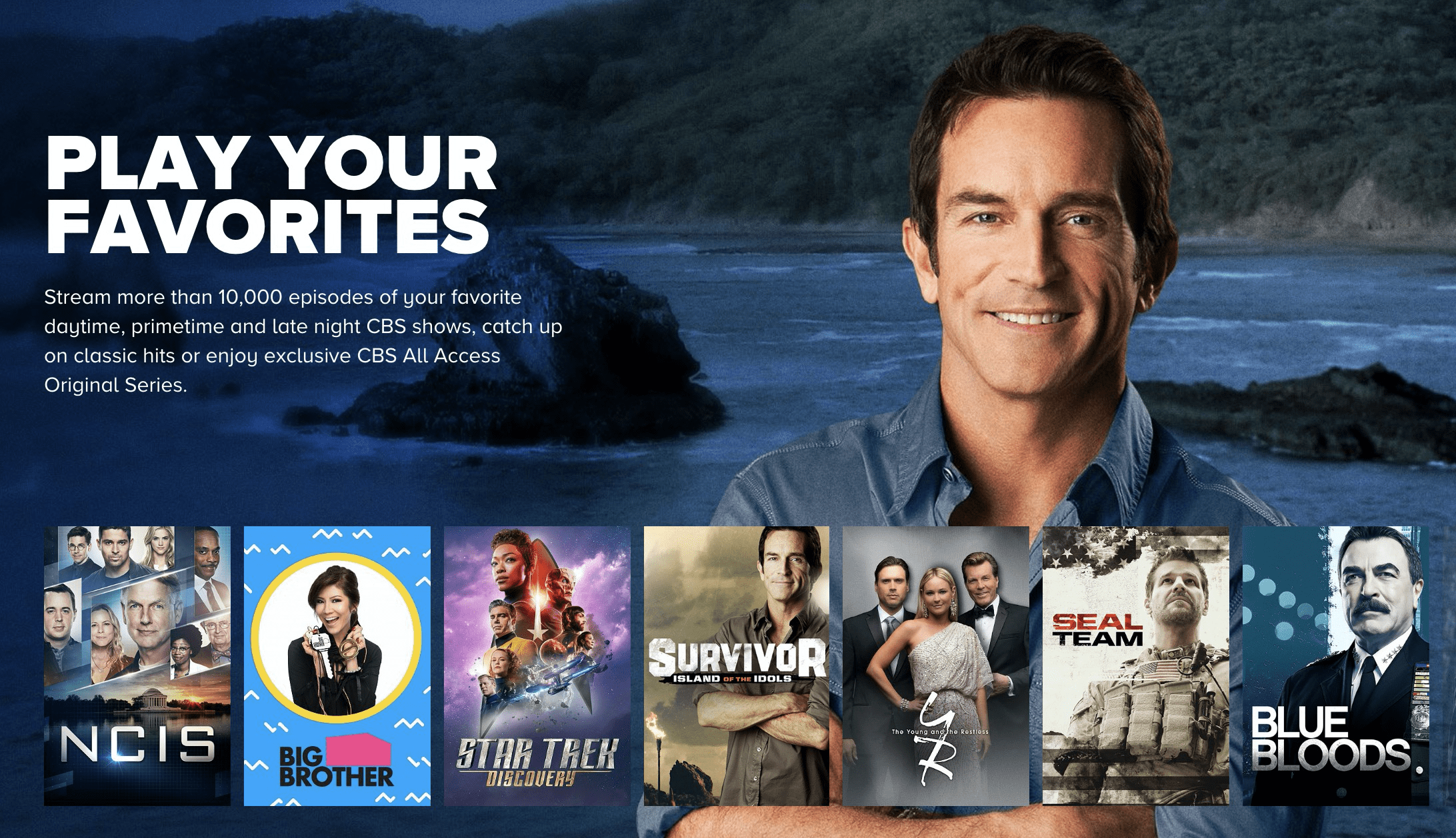 CBS All Access Black Friday Sale: Get One Month FREE Trial!