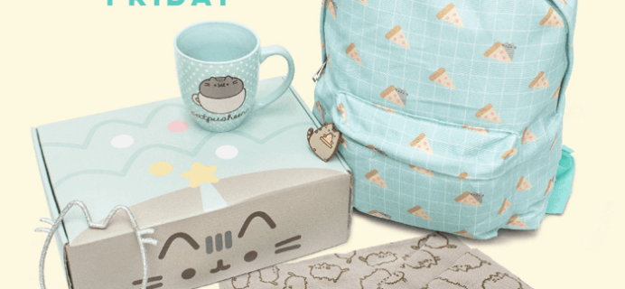 Pusheen Box Black Friday & Cyber Monday Deal Preview!
