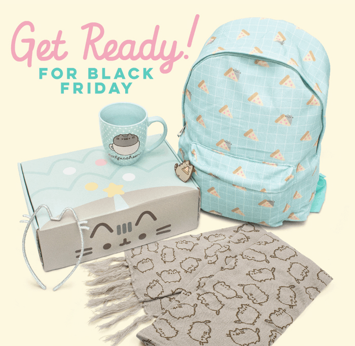 Pusheen Box Black Friday 2019 Coupon: Get FREE Accessory Bundle with First Box!