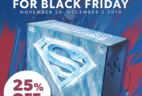 DC Comics World's Finest Black Friday & Cyber Monday Deal Preview!