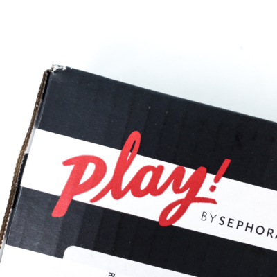 Play! by Sephora November 2019 Subscription Box Review