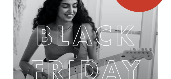 Fender Play Black Friday Sale: Get 50% Off!