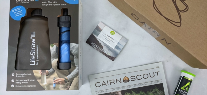 Cairn November 2019 Subscription Box Review + Coupon