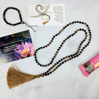 Yogi Surprise Jewelry Box November 2019 Subscription Review + Coupon