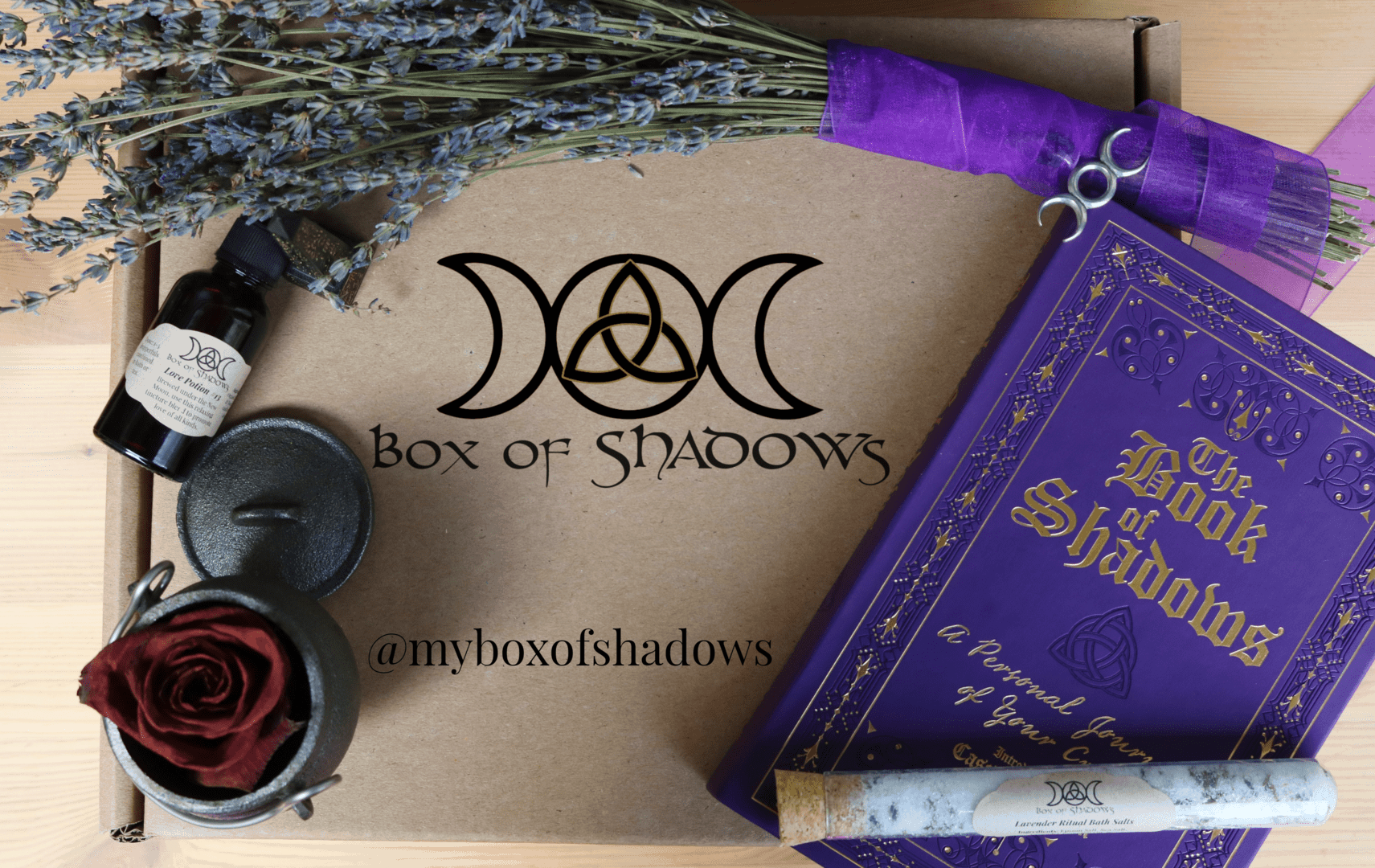 Box of Shadows Black Friday Deal: Get 15% off All Orders!
