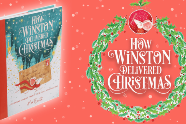 How Winston Delivered Christmas Advent Story Available Now!