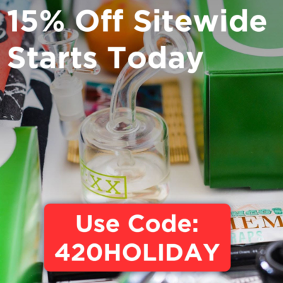 Cannabox Black Friday 2019 Deals: 15% Off SITEWIDE!