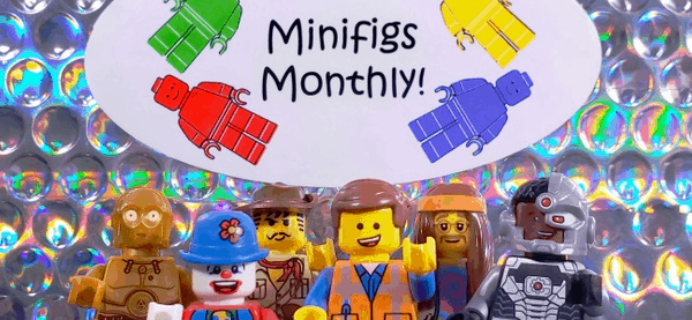 Minifigs Monthly Black Friday & Cyber Monday Deal: Save $4 on your Minifigs Monthly Subscription!