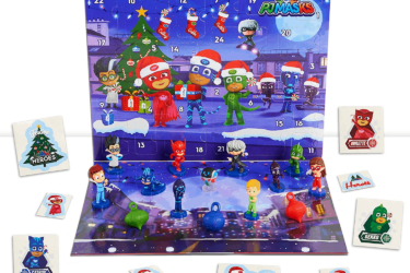 P.J. Masks Advent Calendar $9.99 – TODAY ONLY!