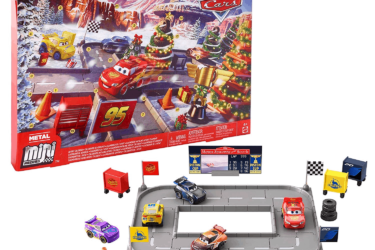 Disney Pixar CARS Advent Calendar $9.99 – TODAY ONLY!
