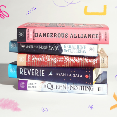 Book of the Month YA December 2019 Selection Time + First Month $5 Coupon!