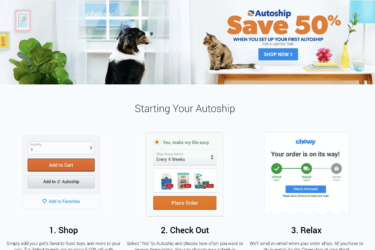 Chewy Black Friday Deal: 50% Off Your First Autoship Purchase!