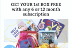 iBbeautiful Black Friday Deal: Get your first box FREE with any 6+month subscription!