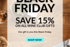 Plonk Wine Club Black Friday Deal: Save 15% on all wine club gifts!