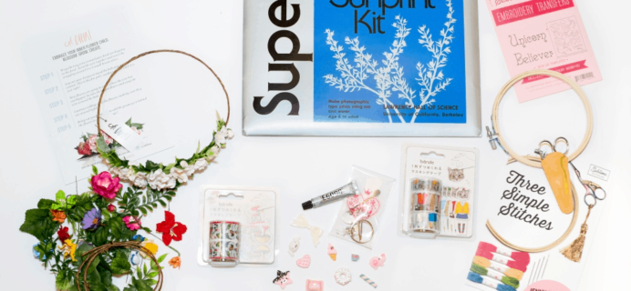 Pop Shop America Craft in Style Box Black Friday Deal: Save 25% on a Craft Kit Subscription!