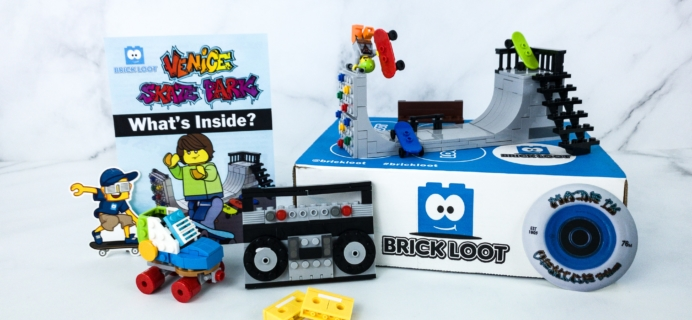 Brick Loot November 2019 Subscription Box Review & Coupon