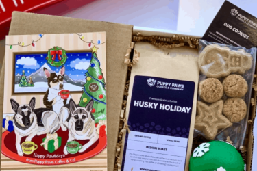 Puppy Paws Coffee & Company Black Friday Deal: Save 25% on Coffee Subscriptions!