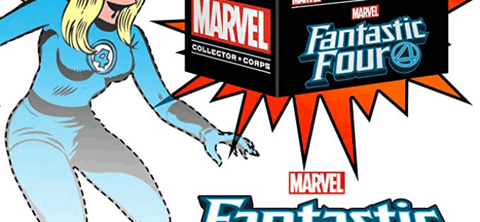 Marvel Collector Corps January 2020 Theme Spoilers!