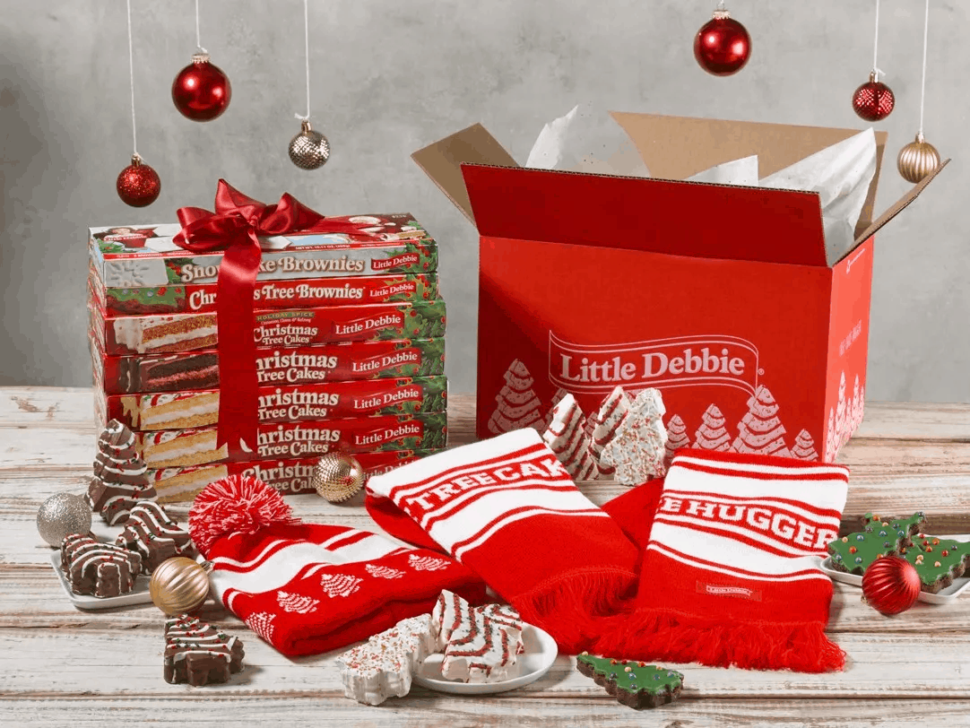 Little Debbie Christmas Tree Cake Hugger Box – Available NOW + Full Spoilers!