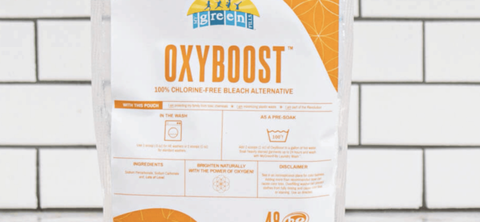 MyGreenFills Black Friday & Cyber Monday Deal: Save Up to 50% on Oxyboost!