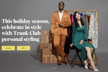 Trunk Club Black Friday Coupon: Get Up To $100 Trunk Club Credits With Gift Card Purchases!