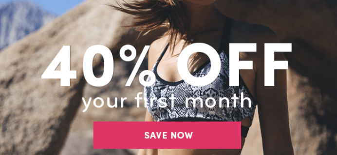 Ellie Black Friday Deal: Get 40% off your first month!