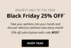 Respyre Black Friday Deal: Save 25% for Black Friday!