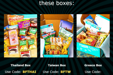 Treats Black Friday 2019 Biggest Sale of the Year: Get 30% Off Select Boxes!