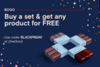 Alleyoop Black Friday Deal: Buy a bundle & get any beauty or body care product for FREE!