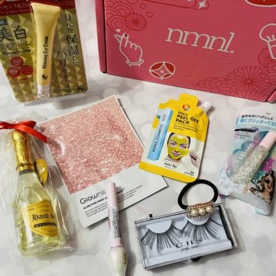 nmnl December 2019 Subscription Box Review + Coupon