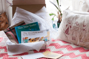 Momo's Book Club Black Friday & Cyber Monday Deal: Save 40% on your first box!