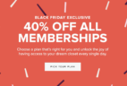 Rent the Runway Black Friday Deal: Save 40% On Subscription!