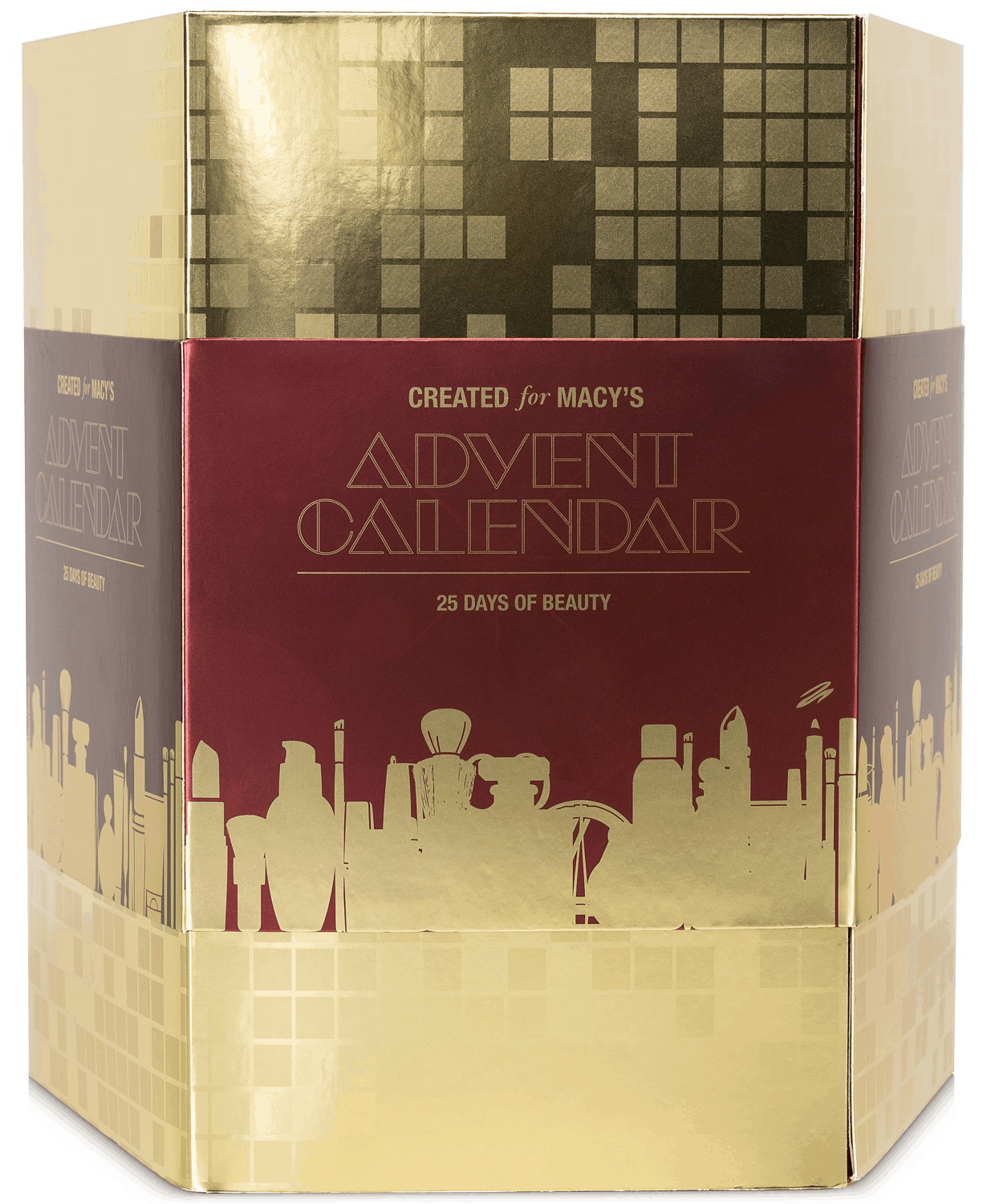 2019 Macy's Beauty Advent Calendar Cyber Monday Deal: 45% Off!