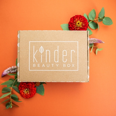 Kinder Beauty Box Cyber Monday Sale: 15% Off First Box!
