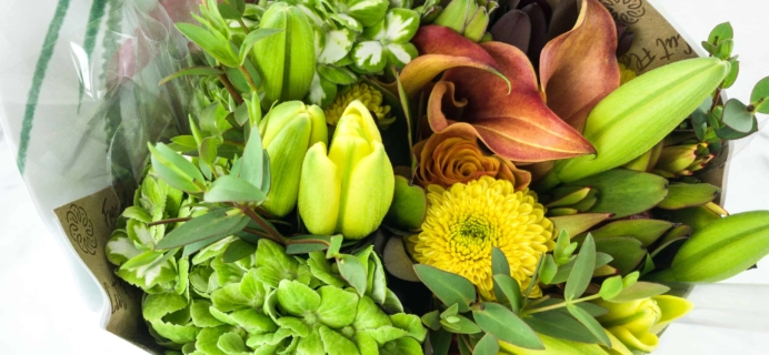 Enjoy Flowers Cyber Monday Coupon: Get 40% Off Select Subscriptions!