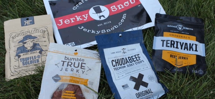 Jerky Snob Cyber Monday Deal: Get 15% off All Orders of Jerky Snob