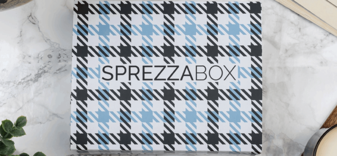 SprezzaBox Cyber Monday Deal: First Box $14! + 50% Off Store!
