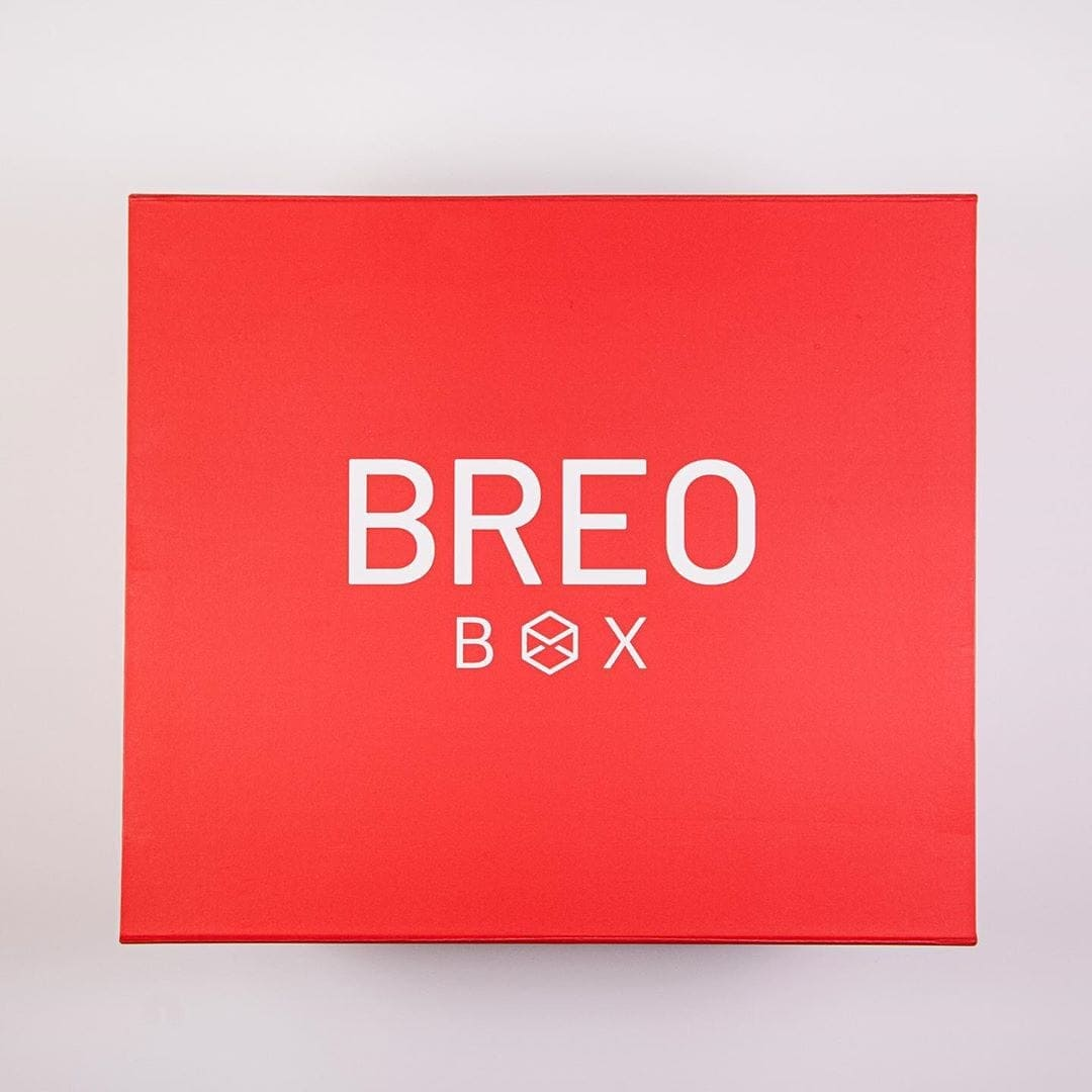 Breo Box Cyber Week Sale: $40 Off First Box!