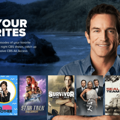 CBS All Access Sunday Night Movies + Get One Month FREE Trial Coupon!