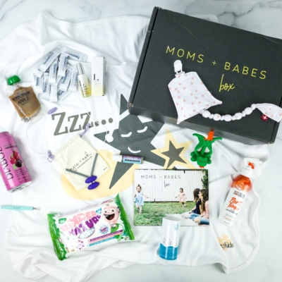 Moms + Babes Box Cyber Monday Deal: 20% Off First Box + 50% Past Boxes!