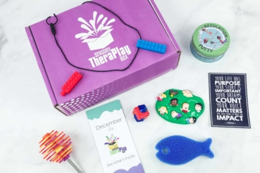 Sensory TheraPLAY Box Memorial Day Sale: Save 25%!