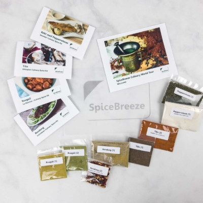 SpiceBreeze Cyber Monday Deal: Save 30% on a Spice Subscription!