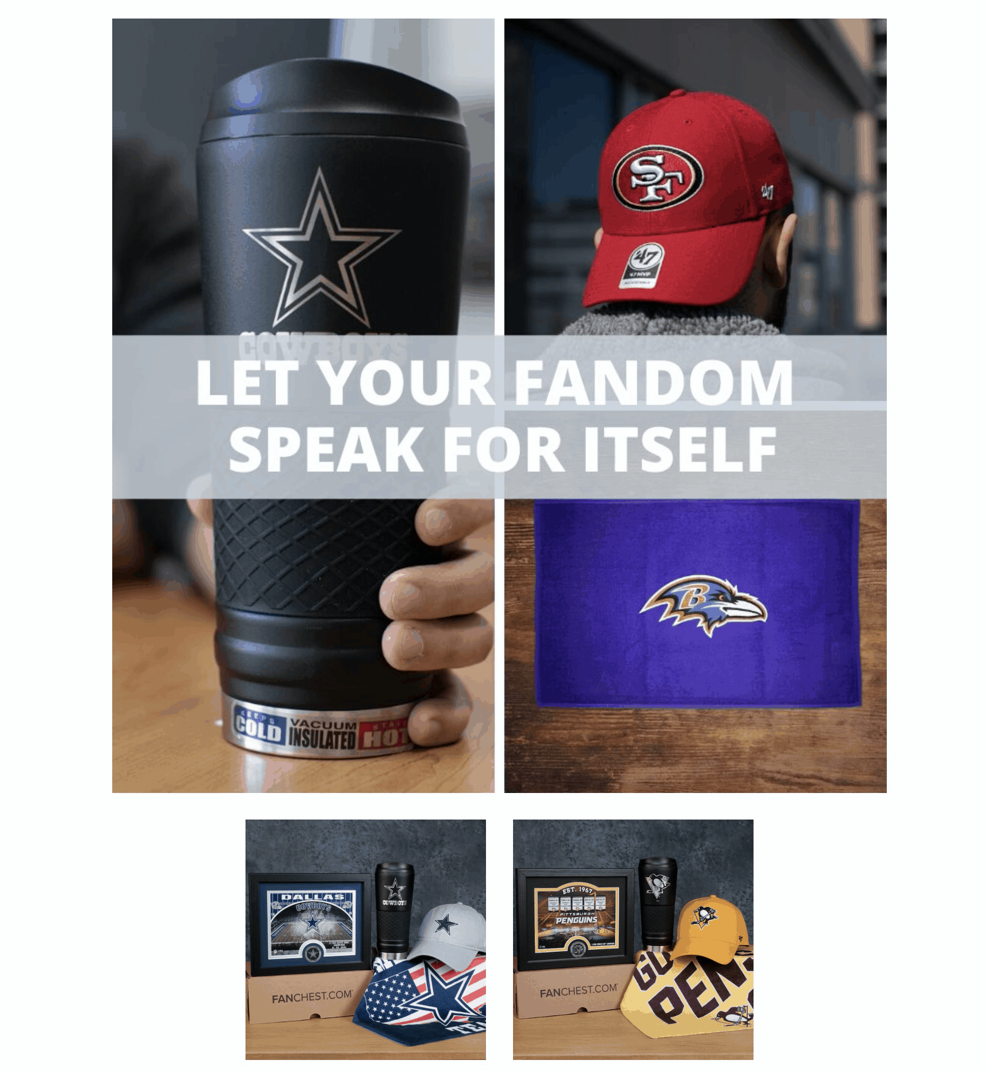 Fanchest Cyber Monday Sale: Save 30% Off All Boxes!