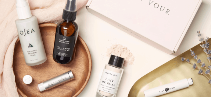 Petit Vour Plus Beauty Box Cyber Monday Deal: 25% Off Entire Subscription Coupon!