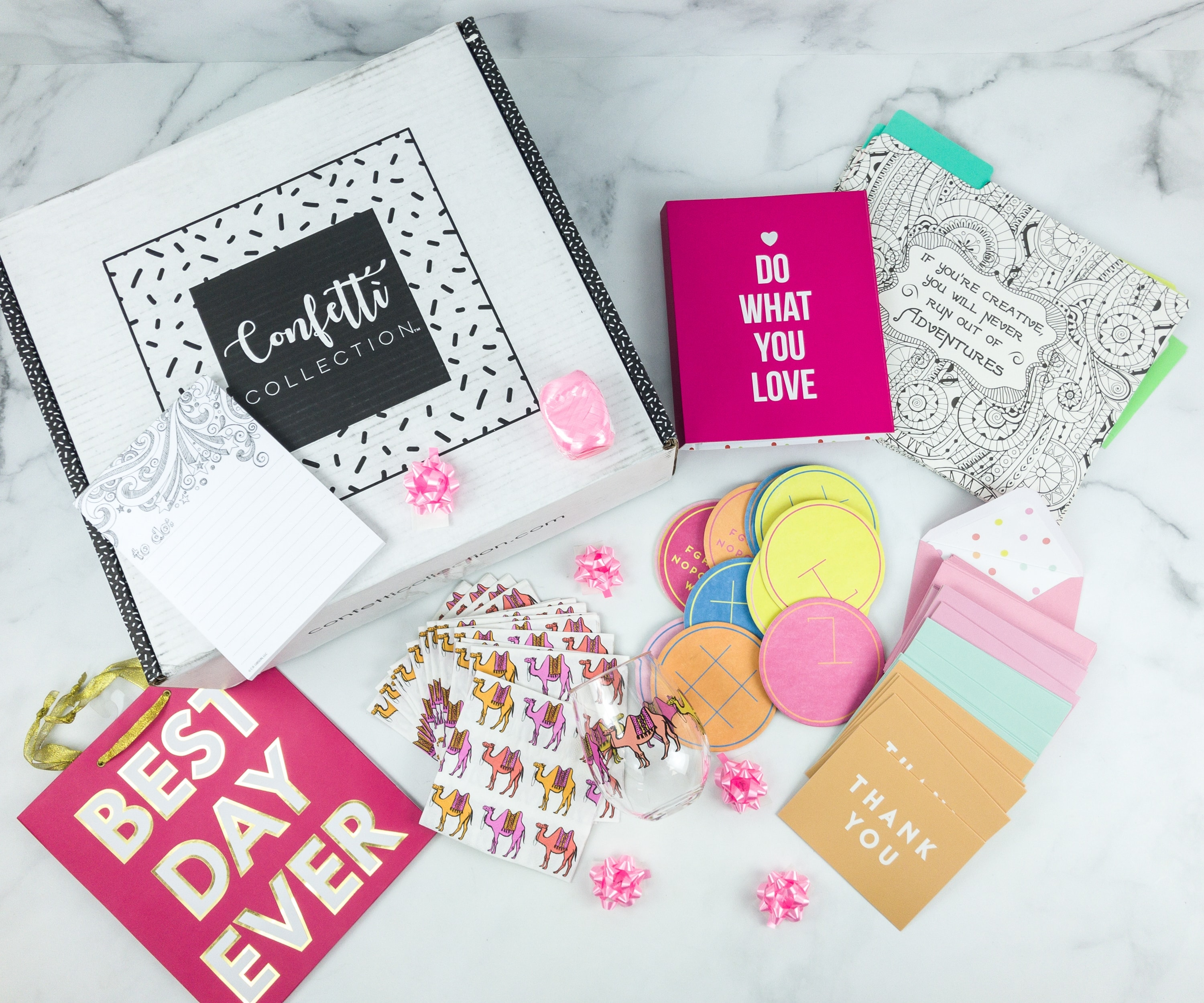 Confetti Collection Cyber Monday Deal: Save 30% on entire subscription!