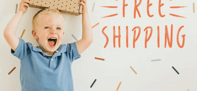 Lillypost Cyber Monday Coupon: Get free shipping on all boxes!