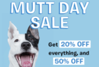 Barkshop Cyber Monday Deal: Save 20% Sitewide!