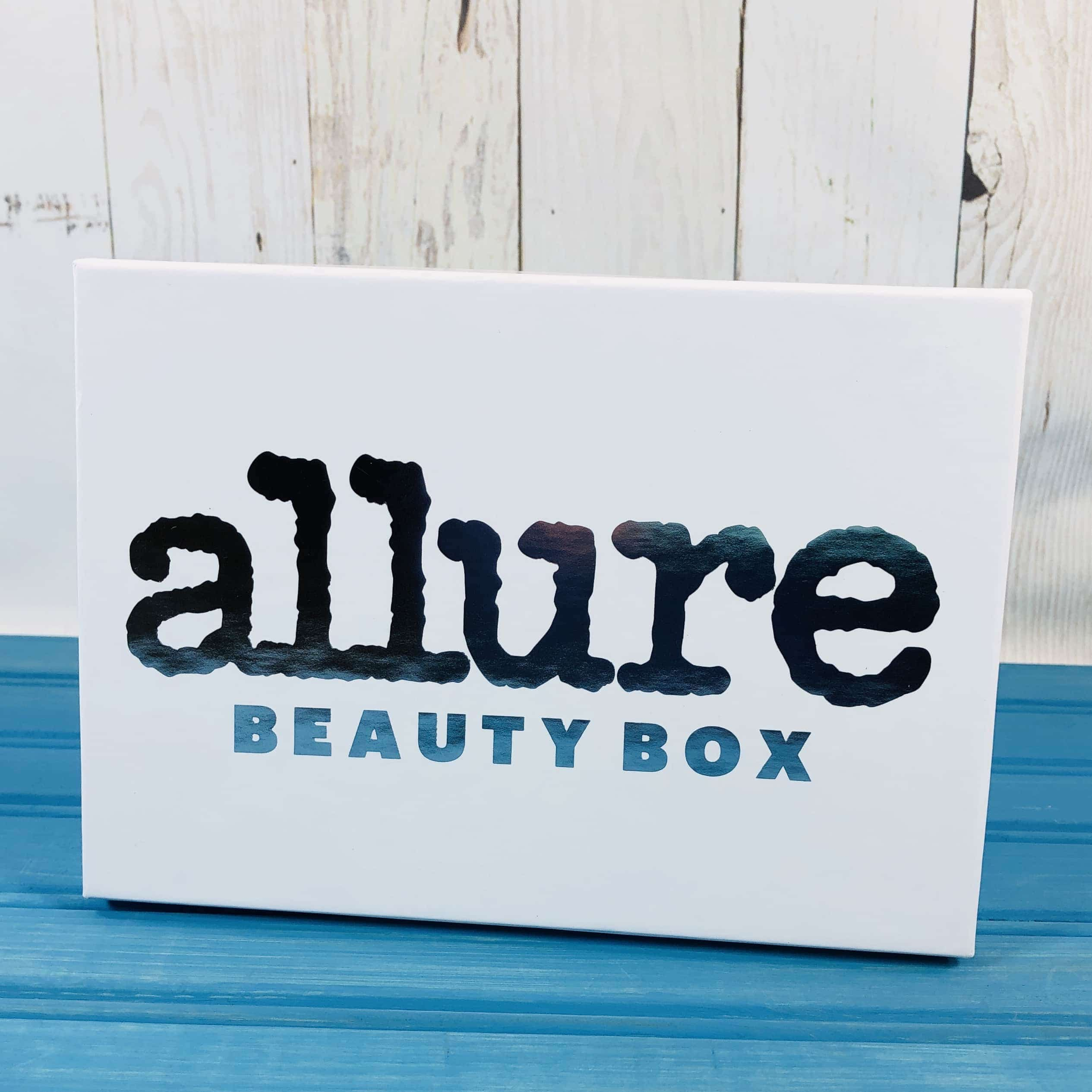 Allure Best Of Beauty 2020.Allure Beauty Box November 2019 Subscription Box Review